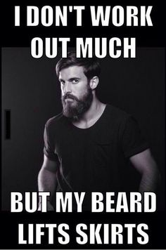 bearded meme and quotes