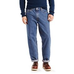 Big & Tall Levi's® 560™ Comfort Fit Jeans, Men's, Size: 44X34, Blue