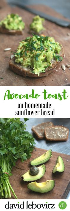 A simple whole grain bread that's packed with flavor & healthy sunflower seeds, and a touch of honey.