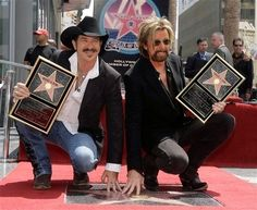 Brooks and Dunn...miss you guys together, we saw you 3 times
