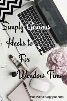 #hacks #howto #stepbystep #time #windows #mac #blog #blogging