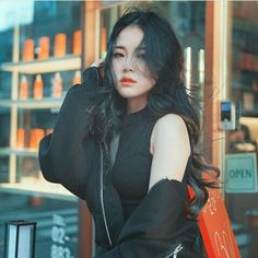 Image via We Heart It #koreangirl #kpop #model #pretty #sweet #ulzzang #koreanmodel #cute