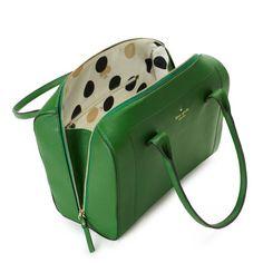 kate spade | leather handbags - kate spade mansfield liv