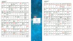 Organizația ASASC Romania , cu ajutorul Comisiei Administrative și Departamentului Administrație Web a lansat noul Calendar Pagan sau Satanic ECLETIC. Pe aceasta cale mulțumim tuturor celor c…