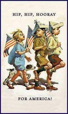 God Bless America. Say it LOUD! Say it PROUD!