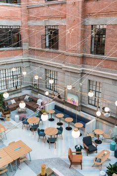 shanghai-based architecture studio linehouse has restored a former opium factor in china into the WeWork weihai lu shared office space. We Work Office, Shared Office, Coworking Space, Commercial Design, Commercial Interiors, Corporate Design, Startup Office, Community Space, Workspace Design