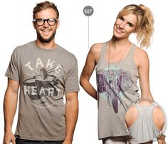 Sevenly - Tee-Shirts that Raise Money for Charities. One design. One week. One cause.