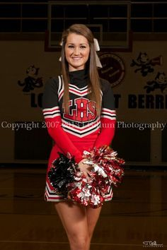 cheerleader photography ideas   Cheerleader Senior Pictures by J Gillum Photography serving the Entire ...