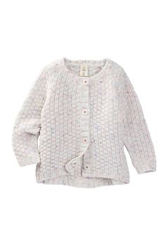 Texture Cardigan (Baby Girls) by Tucker + Tate on @nordstrom_rack