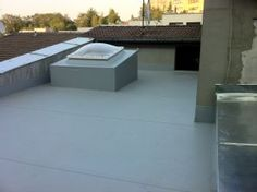 Rekonstrukce ploché střechy #bydleni