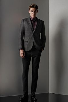 Reiss Fall/Winter Menswear Lookbook #AW14