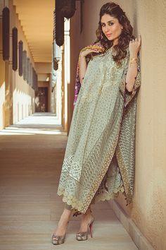 0f2ef62cbe Faraz Manan Lawn 2016 FM 04 Pakistani Casual Wear, Pakistani Suits,  Pakistani Wedding Dresses