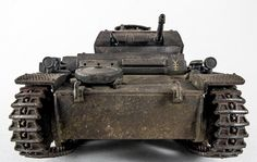 Panzer II Tamiya 35009