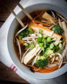 Vegetarian Hot & Sour Soup