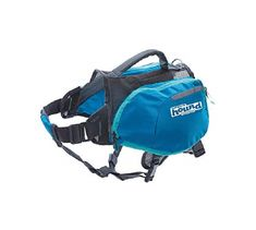 Outward Hound DayPak Dog Backpack Adjustable Saddlebag Style Hiking Gear for Dogs Medium Blue *** You can find out more details at the link of the image. (This is an affiliate link)