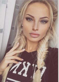 Imagen de beauty, blogger, and blonde