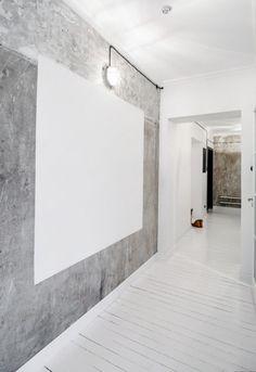 Lamų slėnis. Estiškas minimalizmas #space #interior #design #home #white #aestetics #light