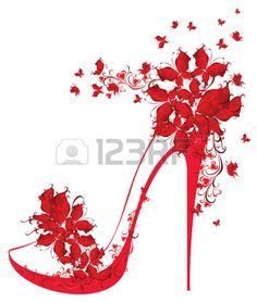 imagenes de dibujos de zapatos de tacon - Buscar con Google