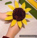 Подсолнух из бумаги Paper Sunflowers, Crepe Paper, Plants, Art, Flora, Kunst, Plant, Planting, Art Education