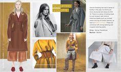 WGSN Women's Forecast S/S 18: SLOW FUTURES | Thea Nowell #FashionTrendsForecasting