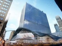 BIG Plans Revealed For Two Penn Plaza Transformation - New York YIMBY