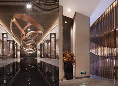 Huafa & City Hub Wuhan Sales Center by Shenzhen Rongor Design & Consultant Co., Wuhan – China » Retail Design Blog