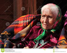 Elderly Native American Woman - Download From Over 30 Million High Quality Stock Photos, Images, Vectors. Sign up for FREE today. Image: 11642139