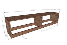 Woodworking Shows 2018 Refferal: 5262613371 King Size Storage Bed, Diy Storage Bed, King Size Bed Frame, Wood Storage, Bed Frame With Drawers, Bed Frame With Storage, Homemade Beds, Woodworking Table Plans, Woodworking Shop