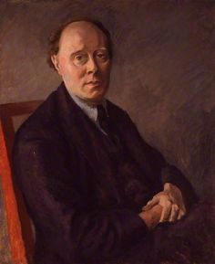 Clive Bell by Roger Fry