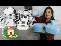 PASTA DE BRILHO NÃO JUNTA ÁGUA E NÃO TALHA Culinária em Casa - YouTube Dog Bowls, Diy And Crafts, Cleaning, Youtube, Hair, Beauty, How To Clean Aluminum, Homemade Washing Detergent, Toilet Cleaning Tips