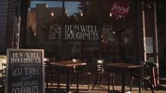 Dunwell Doughnuts: Doughnuts Done Well- vegan donuts in NYC