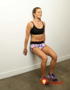 Lose Fat Fast - 10 Best Exercises To Lose Thigh Fat Fast At Home - Do this simple 2 -minute ritual to lose 1 pound of belly fat every 72 hours Lose Thigh Fat Fast, Lose Body Fat, Body Weight, Weight Loss, Best Leg Workout, Fat Workout, Strong Legs, Wall Sits, Trainer