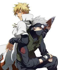 Rokudaime Hokage, Naruto!
