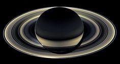 Cassini's 'Grand Finale' Portrait of Saturn