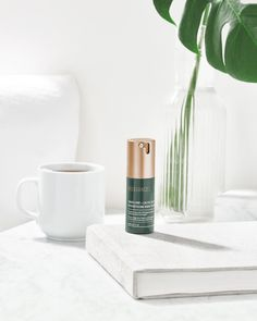 Wake up to results. ☕ Our Squalane + Lactic Acid Resurfacing Night Serum uses a powerful combination of ingredients, including 10% vegan lactic acid, to gently exfoliate and resurface your skin overnight, revealing visibly smoother and brighter skin. Bonus: it's formulated to work for all skin types, even sensitive skin. - Put dull, textured skin to sleep. Available on Biossance.com. Alpha Hydroxy Acid, How To Exfoliate Skin, Bright Skin, Cleansing Gel, Lactic Acid, Rose Oil, Eye Gel, Dull Skin, Lip Balm