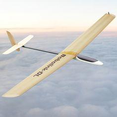 """Planeur Bobolink-DL """"Mosquito Class"""" DLG / HLG 1,0m"""