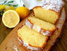 Plumcakes al limone e yogurt