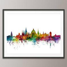 Oxford Skyline...