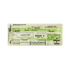 Airline Ticket Tray - Great Gifts - Gifts & More