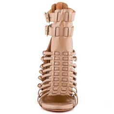 Amazon.com: Schutz Charley Louise - Atanado Oyster: Schutz: Shoes