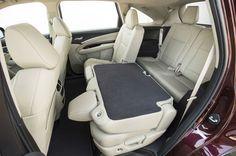 2016 Acura MDX Seats