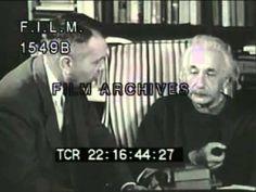 ▶ Albert Einstein (stock footage / archival footage) - YouTube