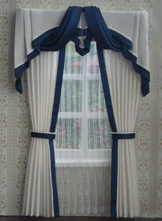 Hey, I found this really awesome Etsy listing at http://www.etsy.com/listing/164615682/miniature-112-dollhouse-curtains-on