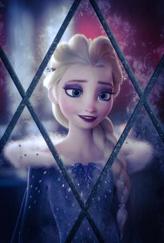 I Can Look At Her All Day Without Getting Tired...I Love You Elsa!!!