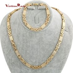 Cheap jewelry light, Buy Quality jewelry software directly from China jewelry torch Suppliers:  Free Shipping New Arrival Top Quality Dubai Gold Jewelry Men's Necklace And Bracelet Set Stainless Steel Jewelry Set