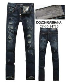 DolceGabbana Mens Jeans