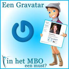 Met Gravatar kun je je zichtbaarheid op internet professionaliseren en verbeteren. Door het gebruik van een Gravatar kan de student of de docent zich beter presenteren op het internet.
