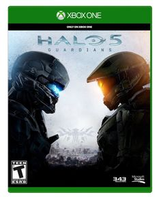pre order Halo 5 Guardians