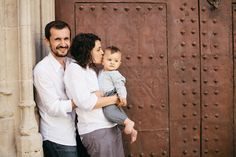 Sesión de fotos en familia en El Carmen | Carlota y patata