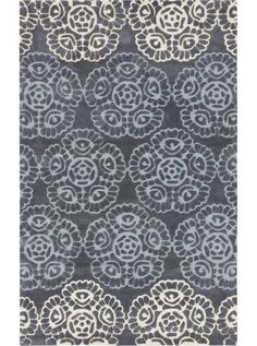 This Mamba Collection rug (MBA-9019) is manufactured by Surya. The Mamba rug collection offers a variety of colors and styles designed for any home.
